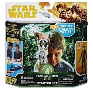 NIB Star Wars Force Link 2.0 STARTER SET +